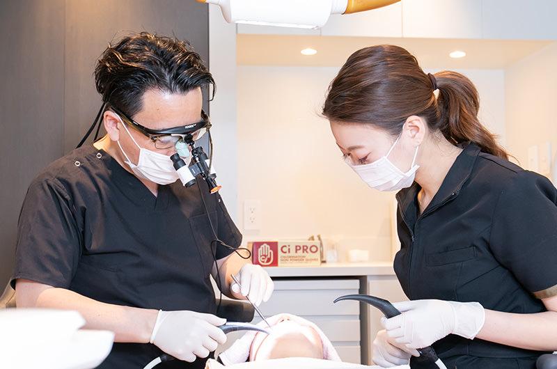 歯周病治療における衛生士の重要性